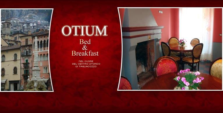 Otium - Bed & Breakfast